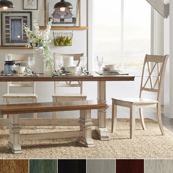 Buy 6 Piece Sets Kitchen & Dining Room Sets Online At With Regard To Osterman 6 Piece Extendable Dining Sets (Set Of 6) (View 4 of 25)