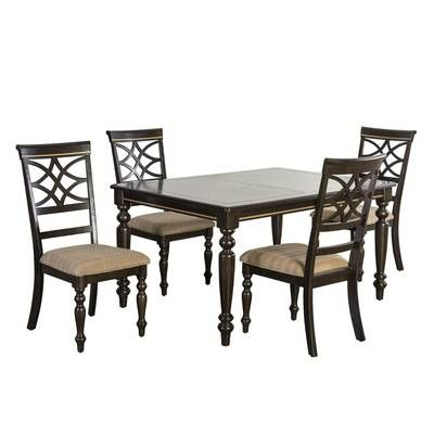 Crownover 3 Piece Bar Table Set | Bar Table Sets, Solid Wood Intended For Crownover 3 Piece Bar Table Sets (View 5 of 25)