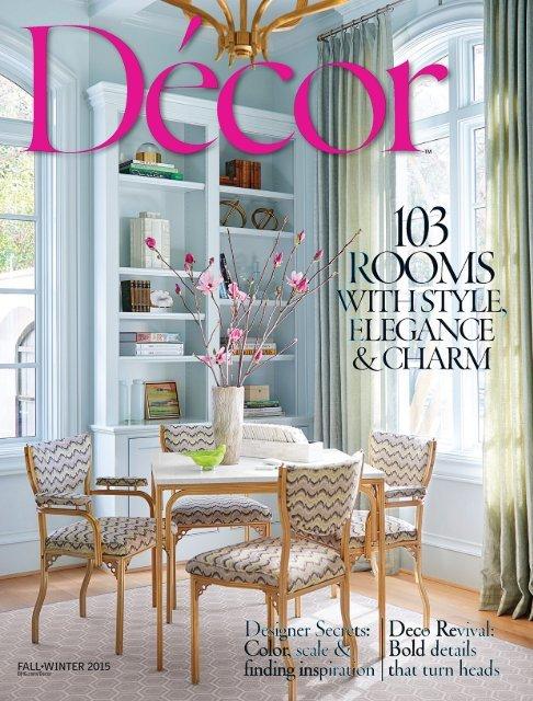 Decor – Fall Winter 2015 Inside Gebbert 3 Piece Extendable Solid Wood Dining Sets (View 15 of 25)