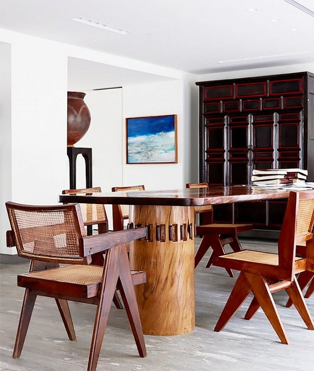 Get To Know This Trending Iconic Chair | For The Home pertaining to Gebbert 3 Piece Extendable Solid Wood Dining Sets