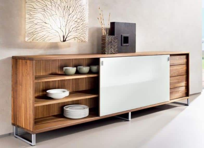 Tips For Purchasing A Sideboard In 2020 | Sideboard with Gebbert 3 Piece Extendable Solid Wood Dining Sets
