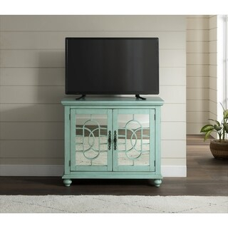 2017 Martin Svensson Home Elegant Tv Stands In Multiple Finishes Intended For Shop Martin Svensson Home Small Spaces Elegant 2 Door (View 11 of 15)