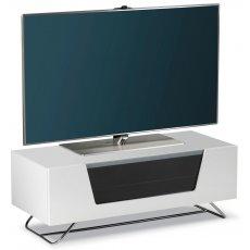 2017 Stil Tv Stands For Stil Stand Stuk4060Lov Light Oak Cantilever Tv For Up To (View 9 of 15)