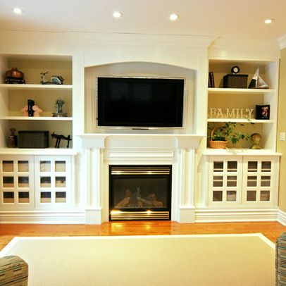 2018 57'' Tv Stands With Led Lights Modern Entertainment Center For Love!! (View 14 of 15)
