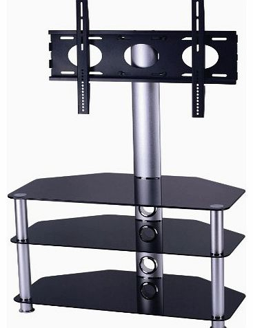 2018 Cheap Cantilever Tv Stands With Regard To Cantilever Tv Stands (View 2 of 15)
