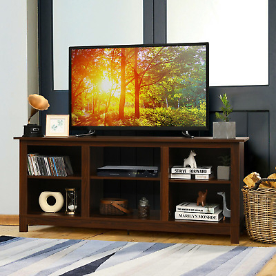 """58Inc Tv Stand Entertainment Media Console Tv Up To 65 For Recent Valenti Tv Stands For Tvs Up To 65"""" (View 6 of 15)"""