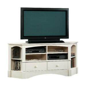 60 Inch Corner Tv Stand Entertainment Center Credenza For Intended For Well Liked Tv Stands For Corner (View 9 of 15)
