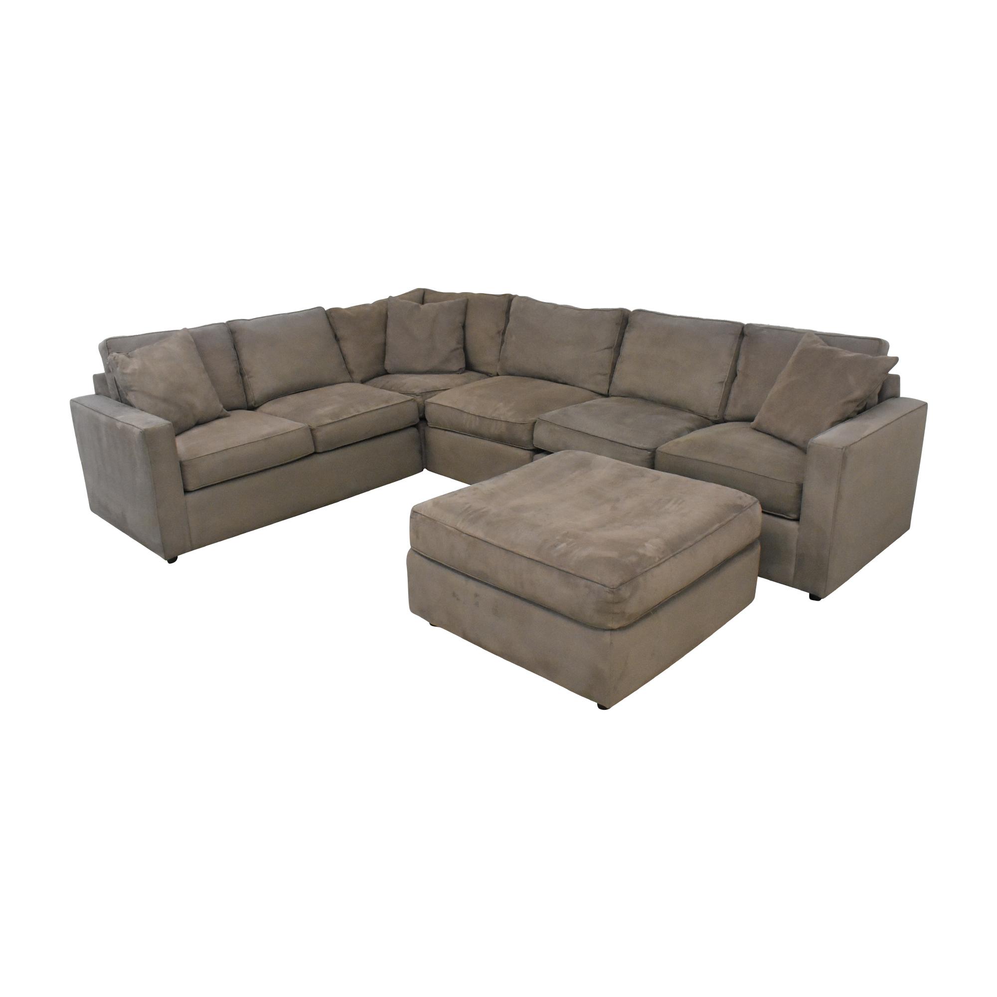 61% Off – Room & Board Room & Board York Sectional Sofa Within Room And Board Sectional Sofas (View 15 of 15)