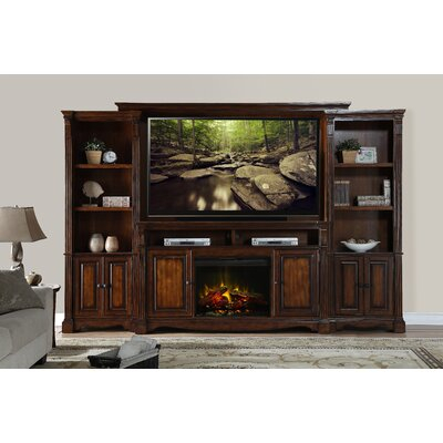 """75 Inch Fireplace Tv Stands & Entertainment Centers You'Ll With Preferred Griffing Solid Wood Tv Stands For Tvs Up To 85"""" (View 6 of 15)"""