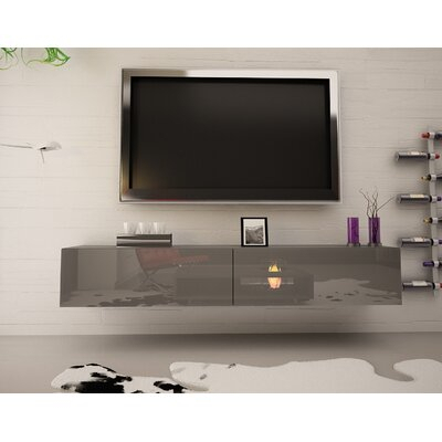 """75 Inch Tv Stands & Entertainment Centers You'Ll Love In Intended For Favorite Griffing Solid Wood Tv Stands For Tvs Up To 85"""" (View 8 of 15)"""