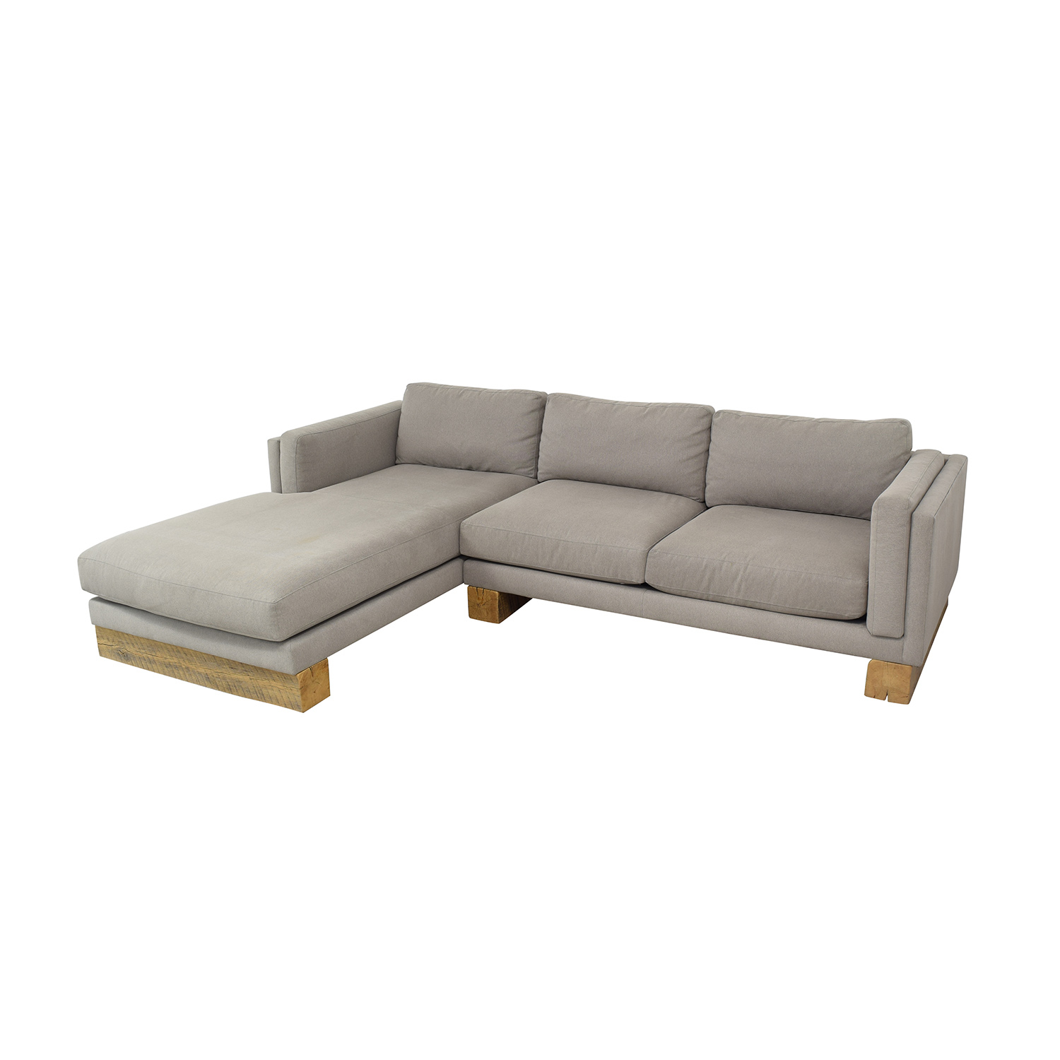 76% Off – Room & Board Room & Board Custom Sectional With In Room And Board Sectional Sofas (View 4 of 15)