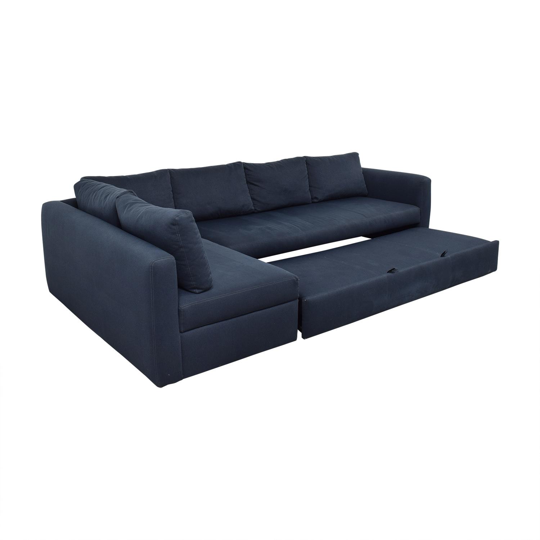 76% Off – Room & Board Room & Board Sectional Sleeper Sofa For Room And Board Sectional Sofas (View 5 of 15)