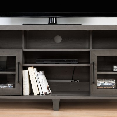 Adrian Tv Stand For Tvs Up To 75'' – Gray Maple – South For Preferred Delphi Grey Tv Stands (View 15 of 15)