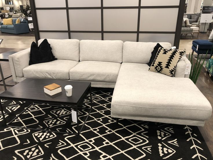 """Aquarius Ii Light Grey 2 Piece 120"""" Sectional With Right Inside Aquarius Light Grey 2 Piece Sectionals With Laf Chaise (View 4 of 15)"""
