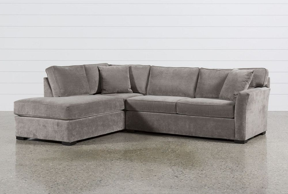 Aspen 2 Piece Sectional W/Sleeper | Sectional Sleeper Sofa In Aspen 2 Piece Sleeper Sectionals With Laf Chaise (View 11 of 15)