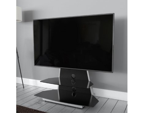 """Avf Options Stkl900A Stack Tv Stand For Up To 65"""" Tvs Intended For Widely Used Neilsen Tv Stands For Tvs Up To 65"""" (View 14 of 15)"""