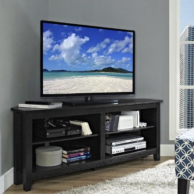 """Beachcrest Home Sunbury Tv Stand For Tvs Up To 65"""" (View 5 of 15)"""
