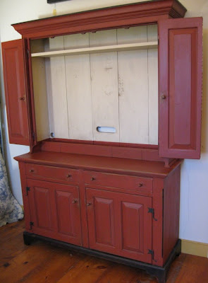 Behind My Red Door: Just For Funpart 3 Regarding Favorite Enclosed Tv Cabinets With Doors (View 9 of 15)