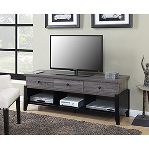 """Bellacor With Most Recent Convenience Concepts Newport Marbella 60"""" Tv Stands (View 9 of 15)"""