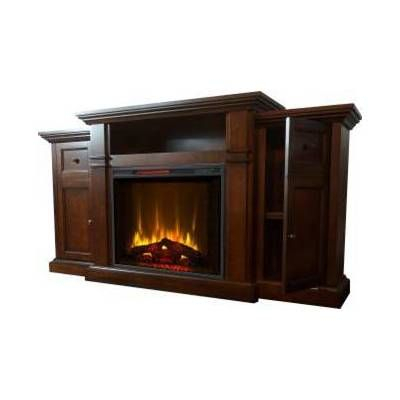 """Best And Newest Neilsen Tv Stands For Tvs Up To 50"""" With Fireplace Included Intended For Wyatt Tv Stand For Tvs Up To 50"""" With Fireplace Included (View 10 of 15)"""