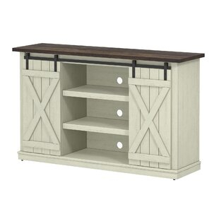 Best And Newest Rustic White Tv Stands Inside White Tv Stands You'Ll Love (View 14 of 15)