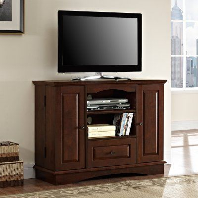 Best And Newest Walker Edison Contemporary Tall Tv Stands With Regard To Walker Edison 42 In (View 1 of 15)