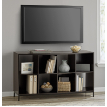 Better Homes & Gardens 8 Cube Storage Organizer With Metal With 2018 Mainstays 4 Cube Tv Stands In Multiple Finishes (View 7 of 15)