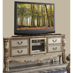 """# Bridgeman Solid Wood Tv Stand For Tvs Up To 75Loon Inside Well Known Chrissy Tv Stands For Tvs Up To 75"""" (View 6 of 15)"""