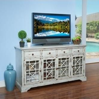 Bringing Ample Enclosed Storage And A Gorgeous Relaxed In Most Up To Date Enclosed Tv Cabinets With Doors (View 6 of 15)