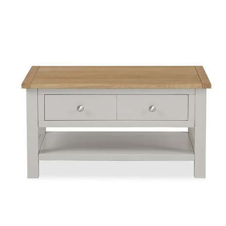 Bromley Grey Coffee Table (View 4 of 15)