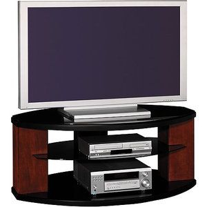 """Bush Universal Black Tv Stand, For Tvs Up To 60"""" (View 8 of 15)"""