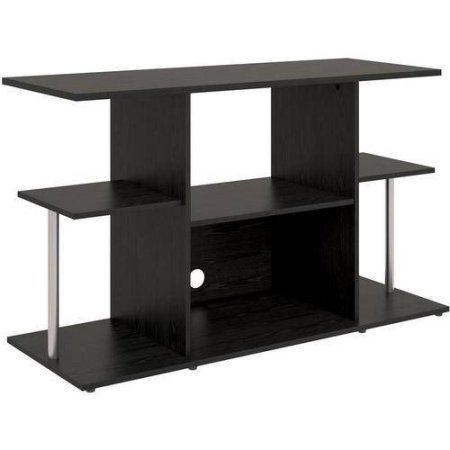 Buy Mainstays Black Gaming Tv Stand For Tvs Up To 32 In Pertaining To Well Known Mainstays 4 Cube Tv Stands In Multiple Finishes (View 9 of 15)