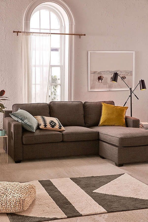 Collin Reversible Sectional Storage Sofa   Home, Living For Palisades Reversible Small Space Sectional Sofas With Storage (View 11 of 15)