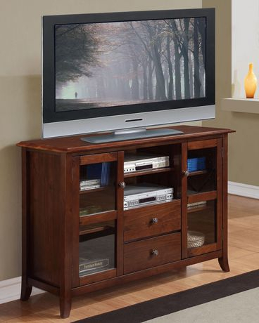 Collins 54 Inches Wide X 36 Inches High Tall Tv Stand In With 2018 Copen Wide Tv Stands (View 3 of 15)