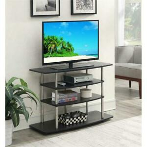 Convenience Concepts Designs2Go No Tools Wide Highboy 32 With Popular Orsen Wide Tv Stands (View 15 of 15)
