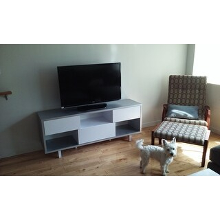 """Convenience Concepts Newport Ventura 60 Inch Tv Stand Within Most Recently Released Convenience Concepts Newport Marbella 60"""" Tv Stands (View 6 of 15)"""
