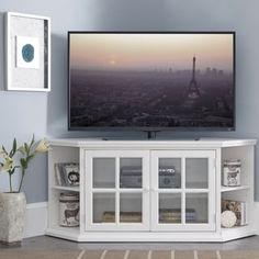 Corner Tv, Corner Tv With Regard To Trendy Sidmouth Oak Corner Tv Stands (View 8 of 14)