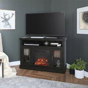 Corner Tv Stand Regarding Recent Bromley Black Wide Tv Stands (View 13 of 15)