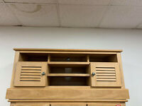 Corona Flat Screen Tv Unit Stand 2 Drawer Mexican Solid Throughout Recent Corona Grey Corner Tv Stands (View 6 of 15)