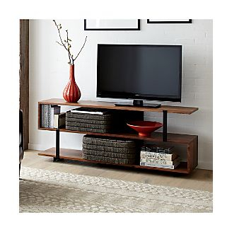 Crate And Barrel With Regard To Trendy Lancaster Small Tv Stands (View 10 of 15)