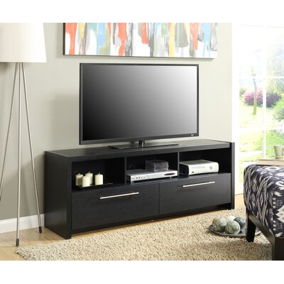 Current 65 Inch Tv Stands With Integrated Mount With Regard To 60 69 Inch Black Tv Stands & Entertainment Centers You'Ll (View 1 of 15)