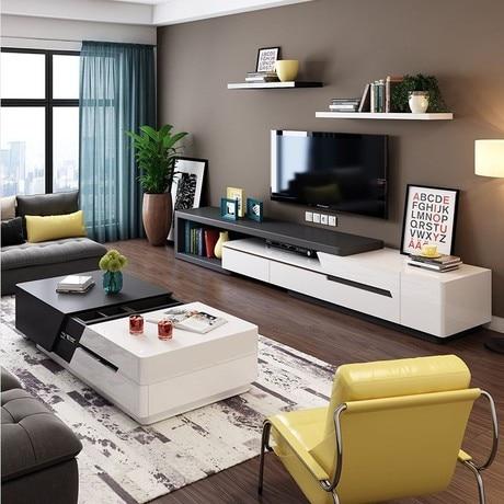 Current Alden Design Wooden Tv Stands With Storage Cabinet Espresso Within Living Room Set Living Room Furniture Home Furniture (View 11 of 15)