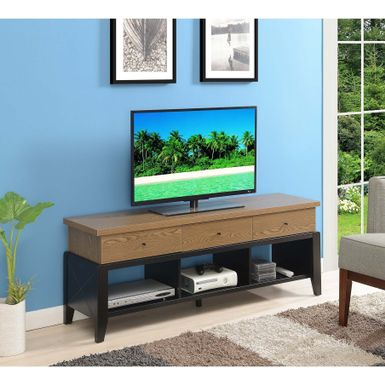 """Current Convenience Concepts Newport Marbella 60"""" Tv Stands With Regard To Rent To Own Porch & Den Newport 60"""" Yorktown Tv Stand (View 3 of 15)"""
