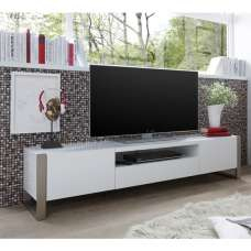 Current Corona Small Tv Stands Pertaining To Cameo Hybrid Cantilever Lcd Tv Stand In Walnut  (View 4 of 15)
