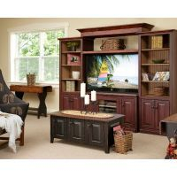 Current French Country Tv Stands Intended For 54 Colonial And Primitive Tv Cupboards, Stands And (View 5 of 15)