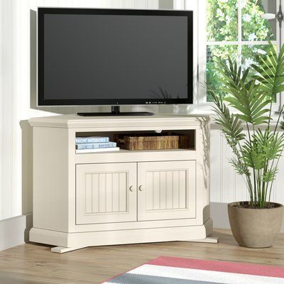 Current Hex Corner Tv Stands With Regard To World Menagerie Didier Corner Tv Stand For Tvs Up To  (View 13 of 15)