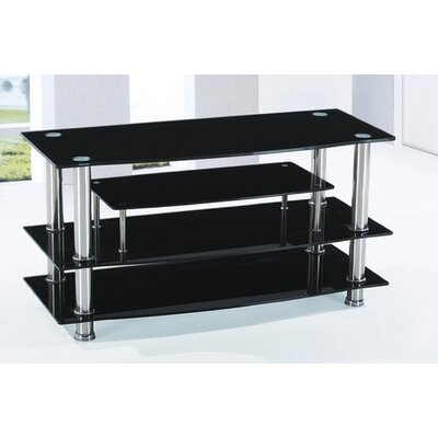 """Current Mathew Tv Stands For Tvs Up To 43"""" Within Latitude Run® Haileigh Tv Stand For Tvs Up To 43"""" (View 6 of 15)"""