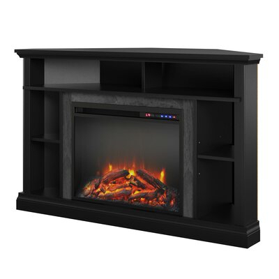 """Current Neilsen Tv Stands For Tvs Up To 50"""" With Fireplace Included Intended For 50 Inch Fireplace Tv Stands & Entertainment Centers You'Ll (View 4 of 15)"""