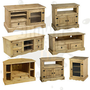 Current Panama Tv Stands Inside Corona Tv Stand Living Room Furniture Solid Wood Mexican (View 7 of 15)