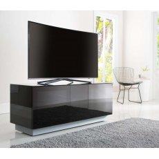 Current Stil Tv Stands Throughout Stil Stand Stuk4060Lov Light Oak Cantilever Tv For Up To (View 2 of 15)